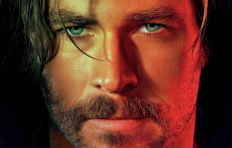 Wallpaper Look Male Chris Hemsworth Bad Times At The El Royale