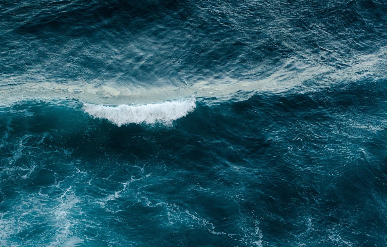 Photo wallpaper sea, wave, water, waves, sea, water