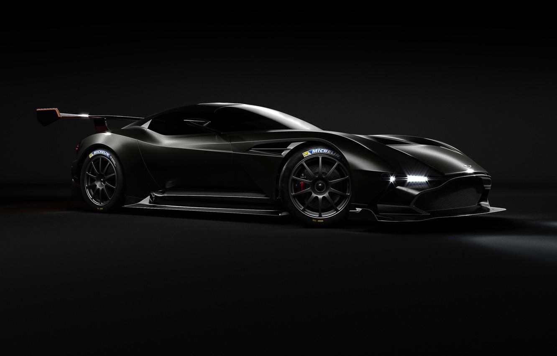 Photo wallpaper rendering, Aston Martin, CGI, Vulcan