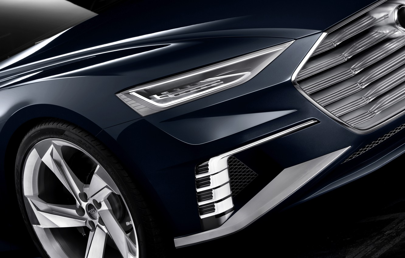 Photo wallpaper Concept, Audi, before, universal, Before, 2015, Prologue