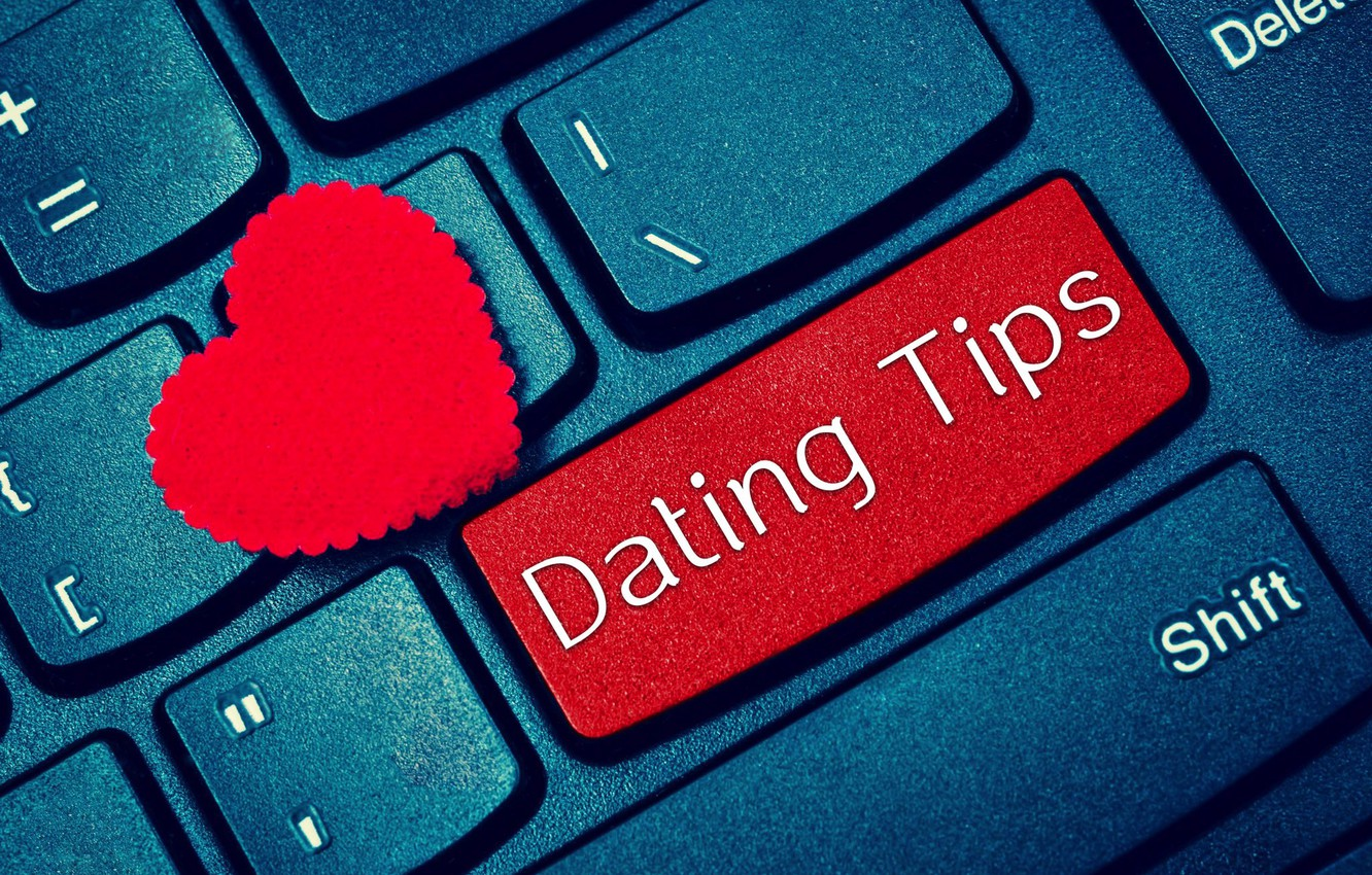 Photo wallpaper heart, keyboard, black, heart, heart, shift, buttons, keyboard, dating tips