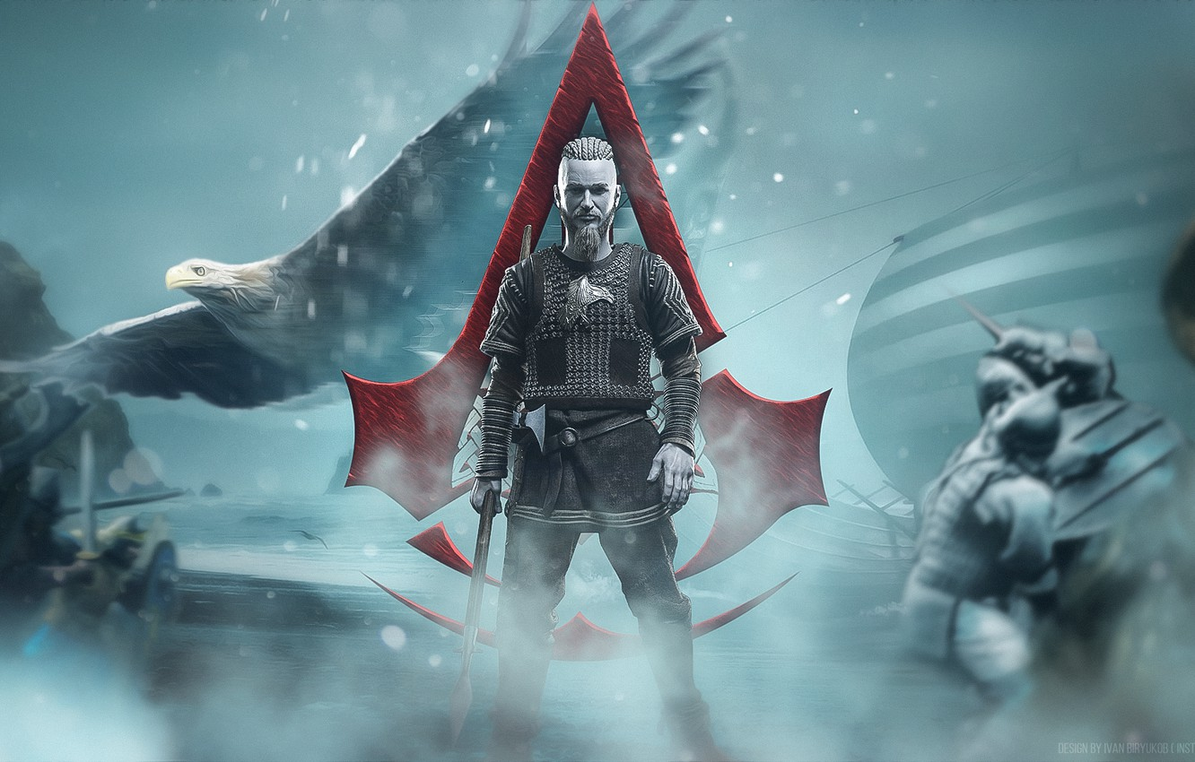 Wallpaper Assassins Creed Assassin Assassins Thor Assassin