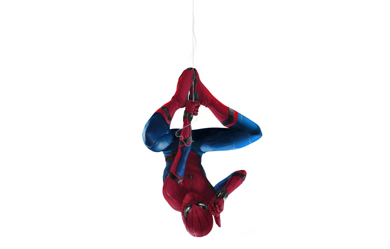 Photo wallpaper background, spider-man, spider-man, mask, hero, costume, Marvel, Peter Parker, Peter Parker