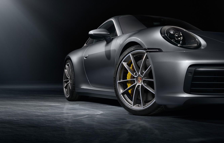 Photo wallpaper 911, Porsche, Carrera S, 2019