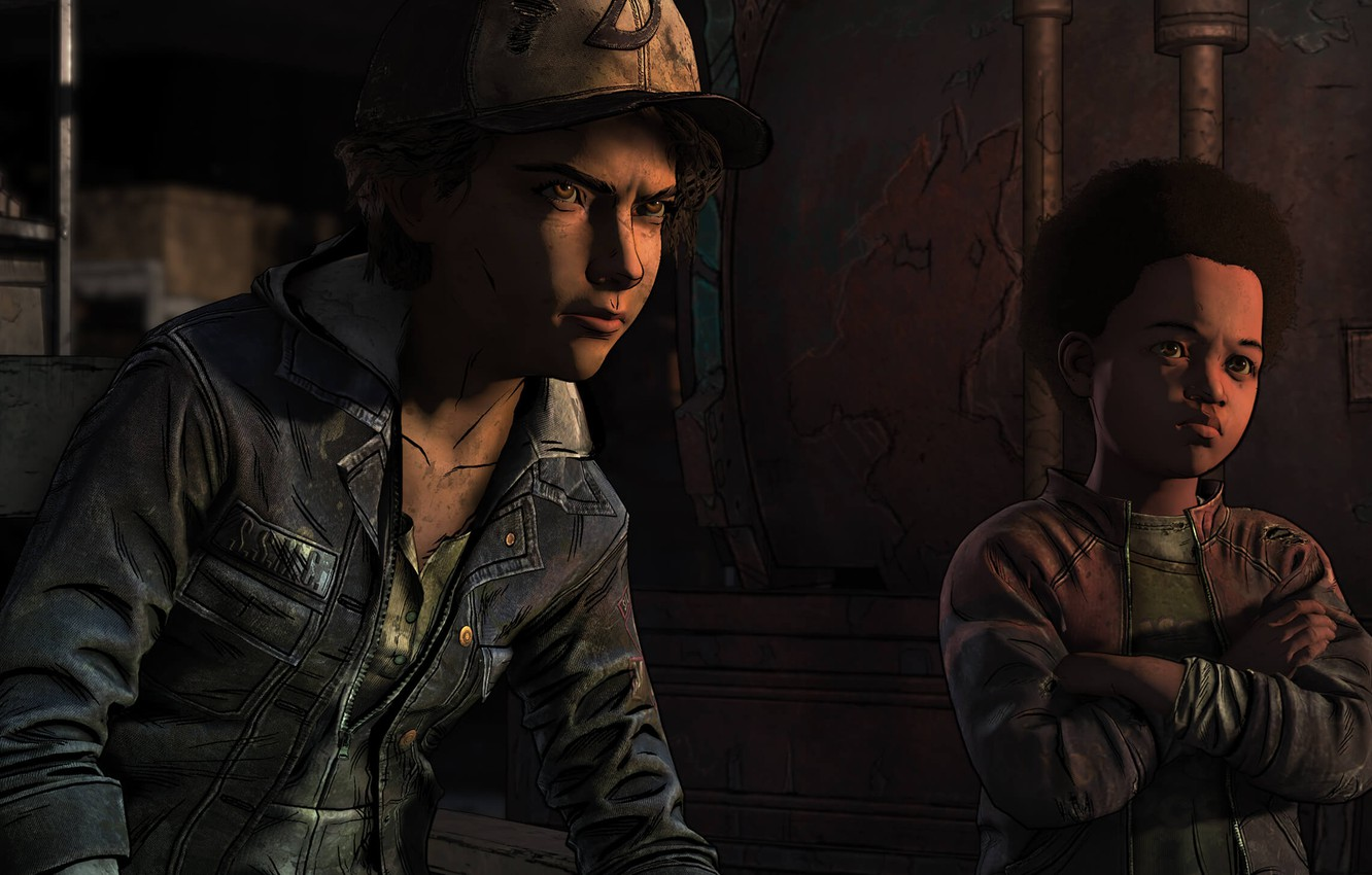 Wallpaper Clementine The Walking Dead The Final Season Aj Alvin