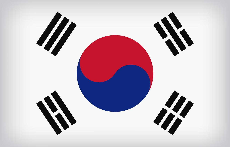 Wallpaper South Korea Flag Flag Of South Korea South Korea Large Flag South Korean Flag Images For Desktop Section Tekstury Download
