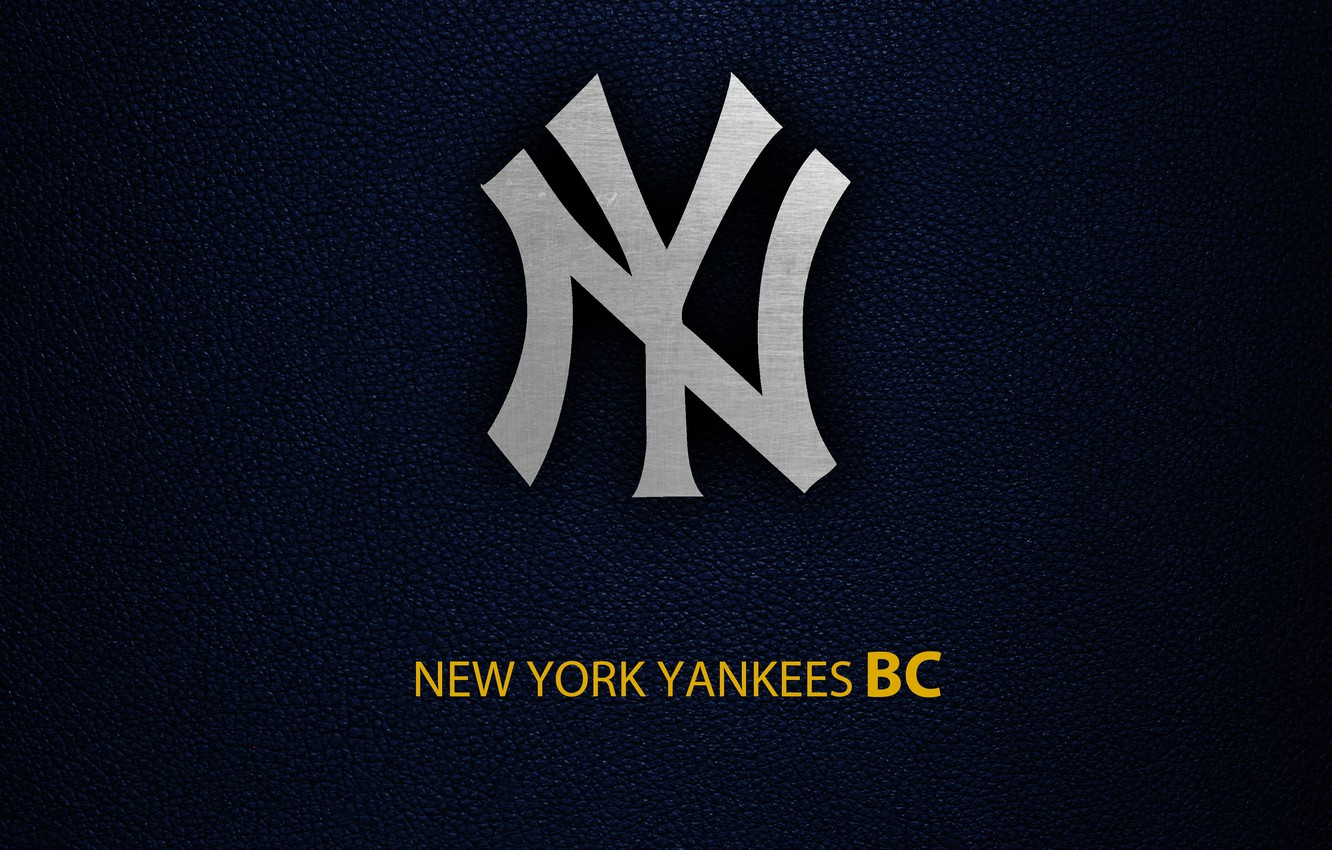 Wallpaper Wallpaper Sport Logo Baseball New York Yankees Images For Desktop Section Sport Download