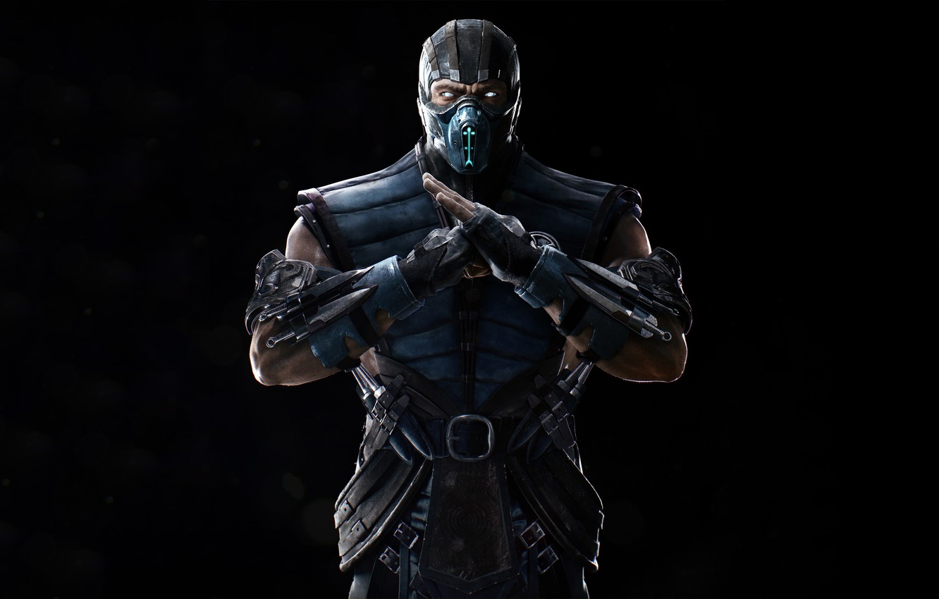 Wallpaper Mortal Kombat Sub Zero Mortal Kombat 11 Images For