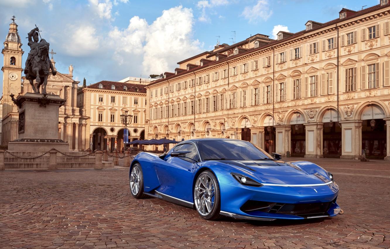 Photo wallpaper supercar, hypercar, Pininfarina, Batista, 2019