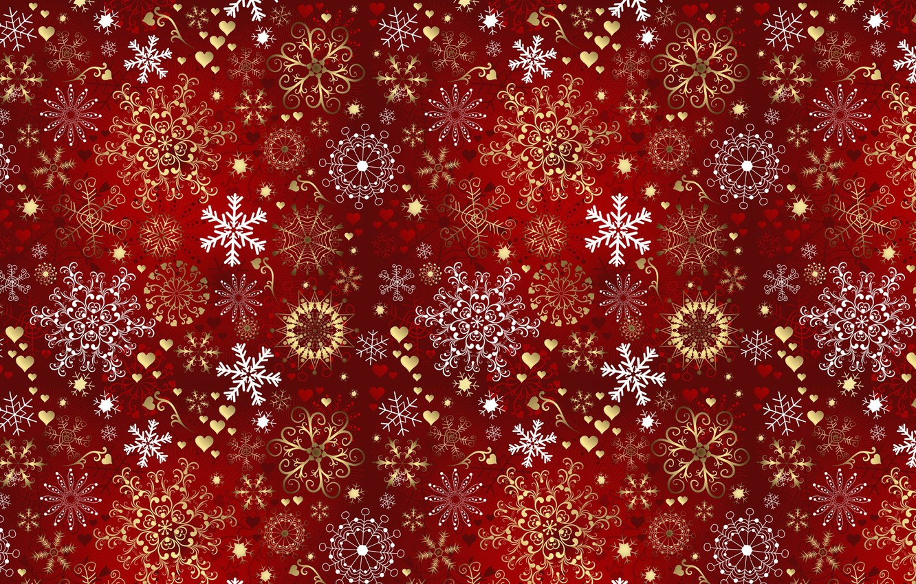 Photo wallpaper snowflakes, mood, holiday, new year, texture, asterisk