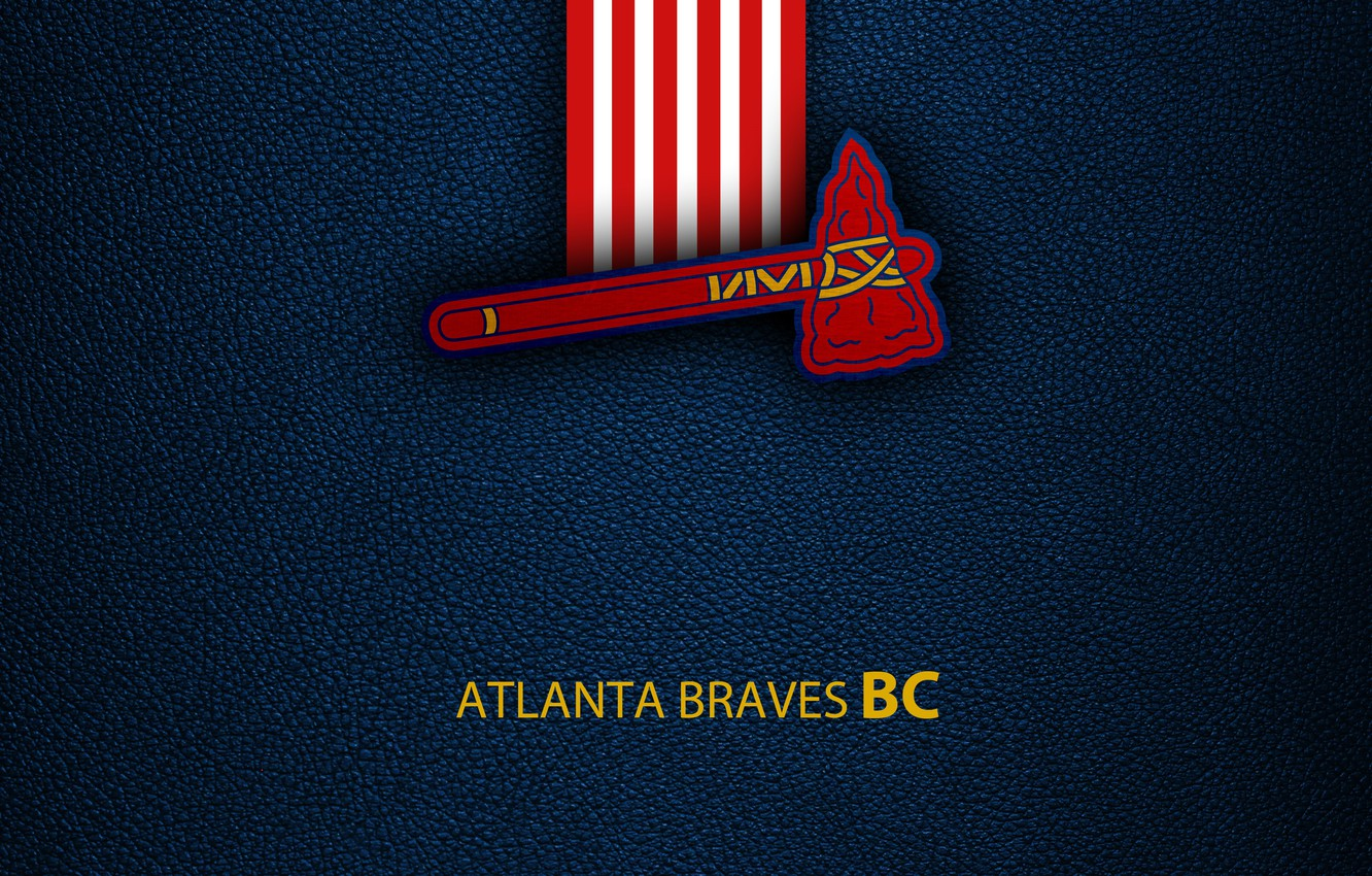 Wallpaper Wallpaper Sport Logo Baseball Atlanta Braves