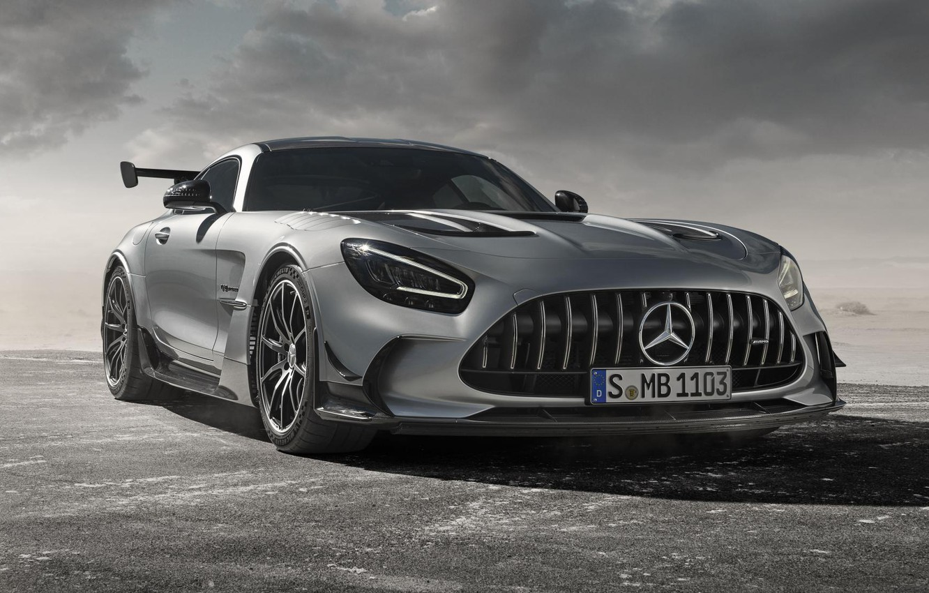 Photo wallpaper supercar, Mercedes-AMG, AMG GT Black Series