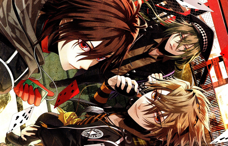 Wallpaper Anime Art Guys Amnesia Amnesia Images For Desktop Section Syonen Download