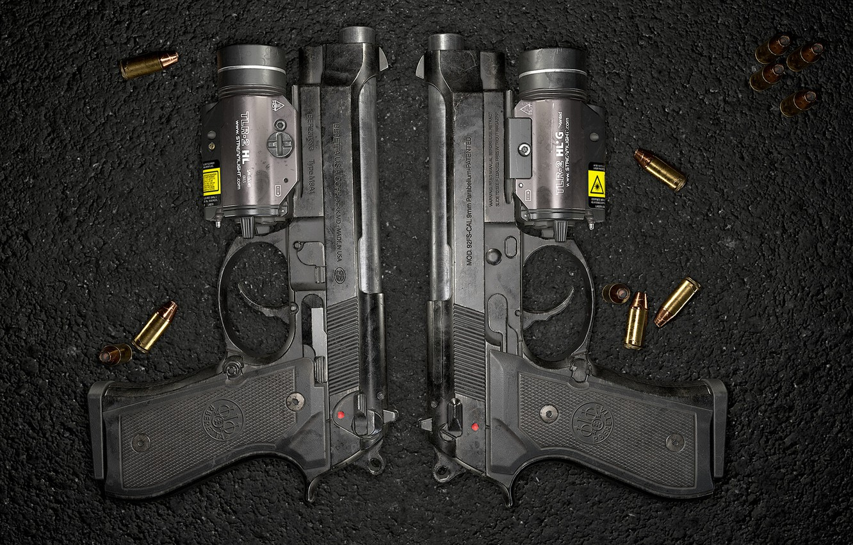 Photo wallpaper gun, weapons, pistol, weapon, Beretta, beretta, M9A1, Beretta 92