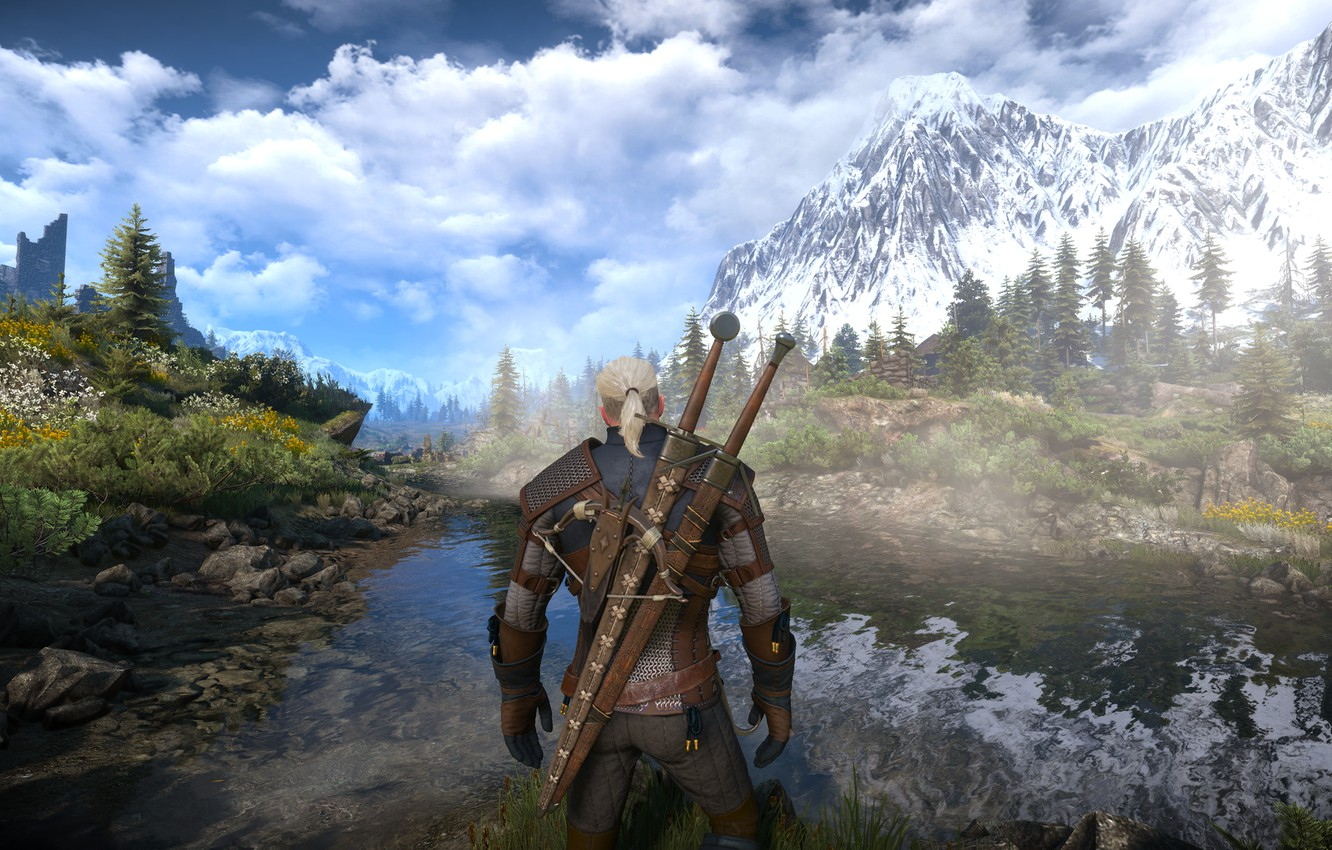 Wallpaper The Game The Witcher The Witcher 3 Wild Hunt