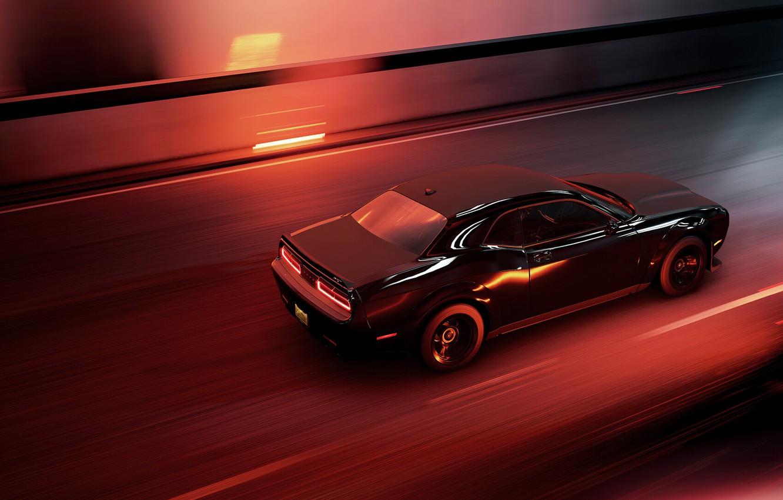 Wallpaper Auto, The game, Machine, Speed, Dodge, Challenger
