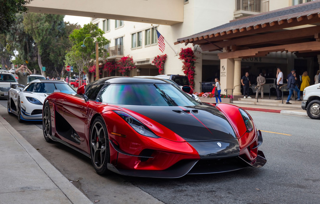Photo wallpaper Koenigsegg, hypercar, Koenigsegg Regera