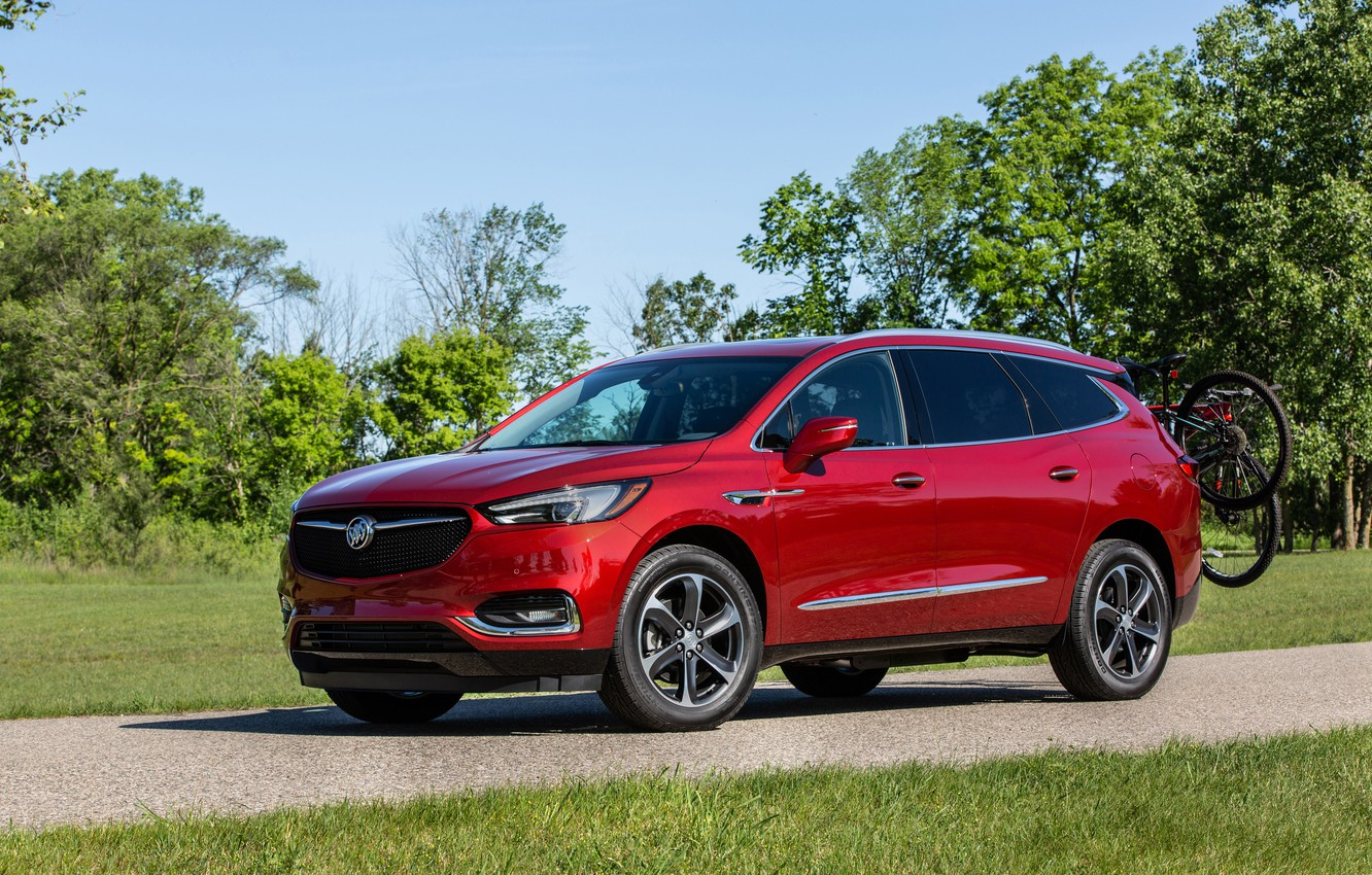 Photo wallpaper Buick, Enclave, 2020, Sport Touring