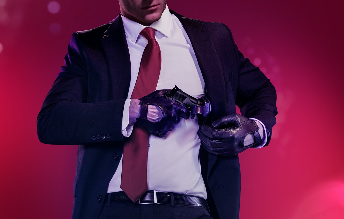 Wallpaper Agent 47 Io Interactive Warner Bros Interactive