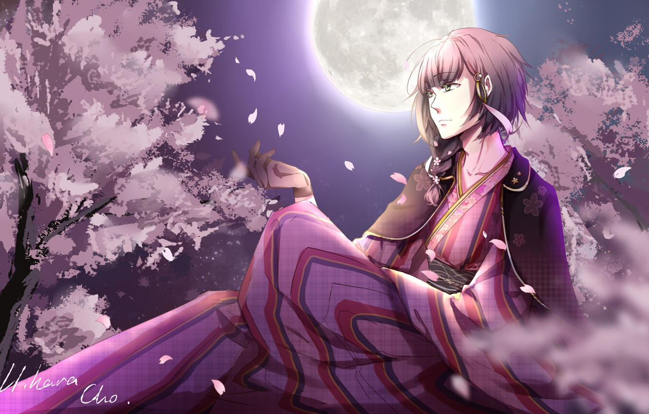 Photo wallpaper the game, anime, guy, 100 Sleeping Princes and the Kingdom of Dreams