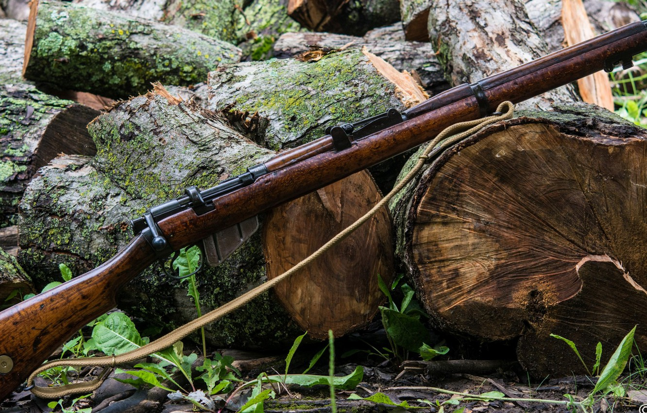 Photo wallpaper weapons, rifle, weapon, Enfield, rifle, smle, Lee-Enfield, Lee-Enfield, enfild no3, enfild