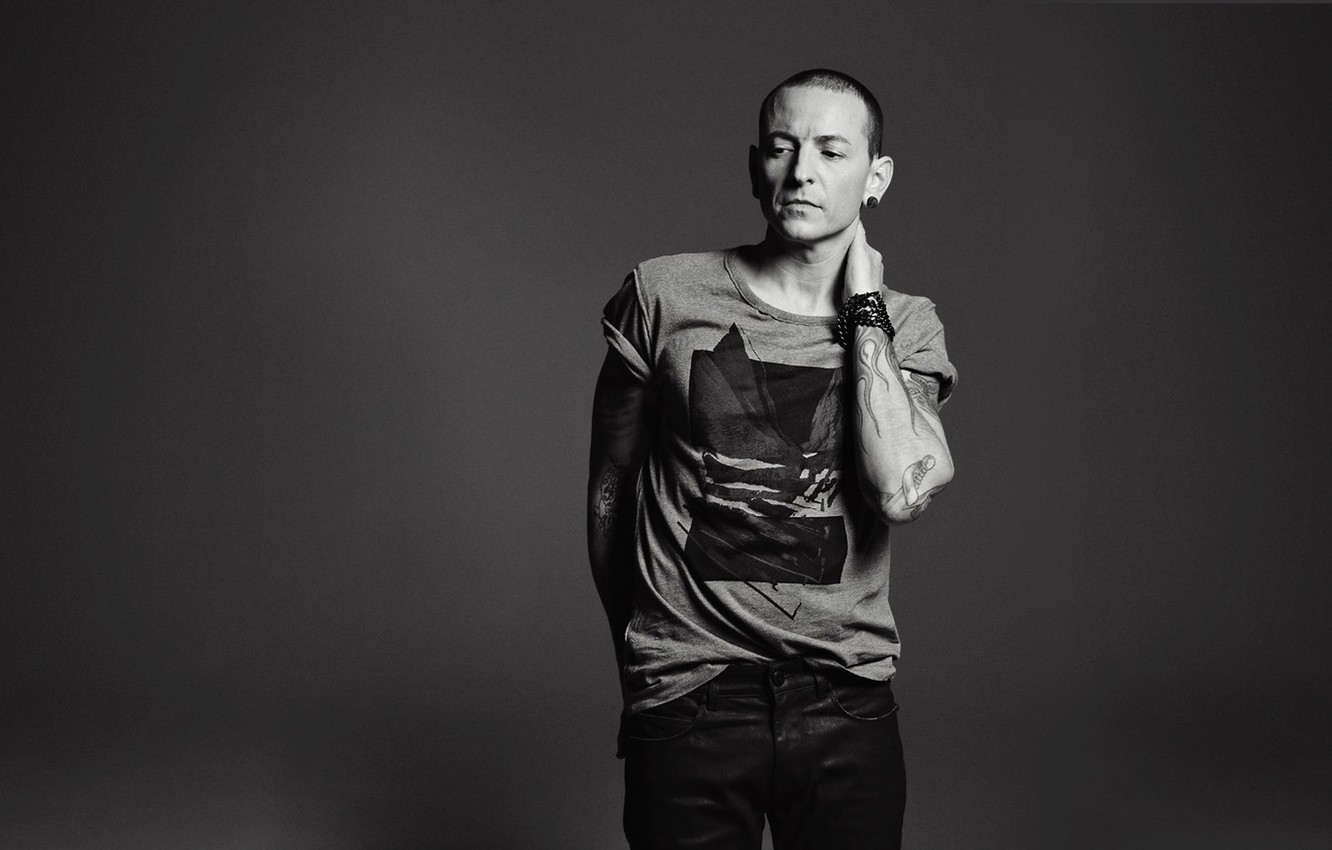 Wallpaper Singer Linkin Park Chester Bennington Images For