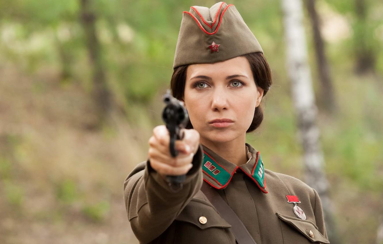 Photo wallpaper look, weapons, Ekaterina Klimova, military, Svetlana Elagina, According to the laws of war