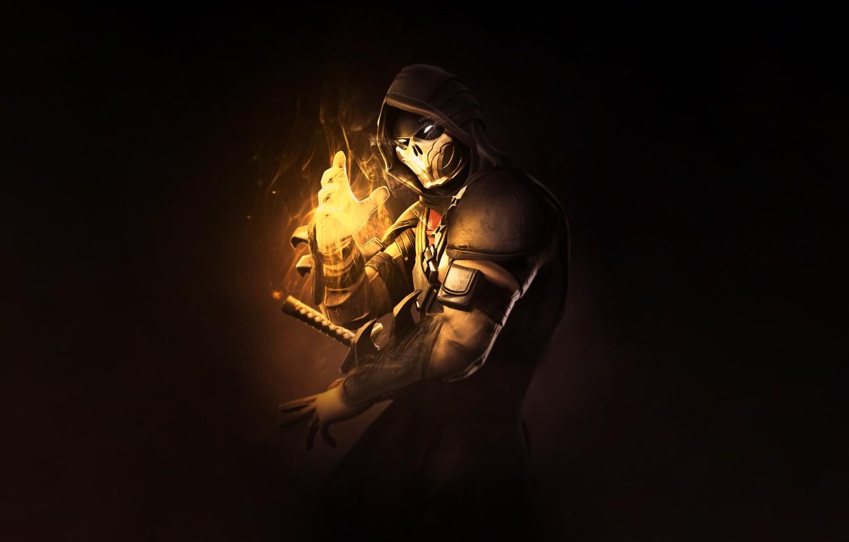 Mortal Kombat, Scorpion, Character
