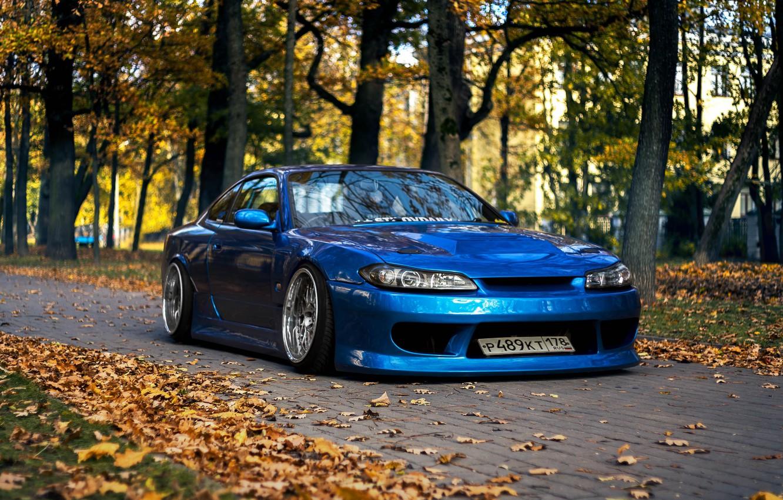 Photo wallpaper S15, Silvia, Nissan, COUPE, Stilov