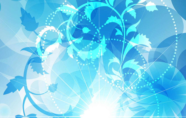 Wallpaper Background Texture Blue Design Background Floral
