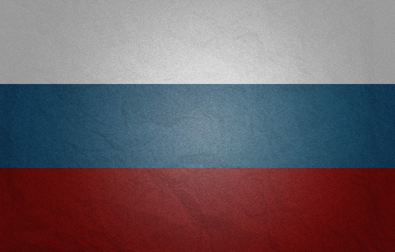 Photo wallpaper background, flag, fabric, Russia, tricolor, the flag of Russia