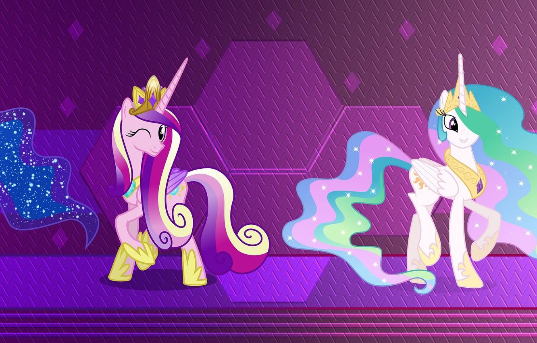 Wallpaper Style Background Girls Pony My Little Pony