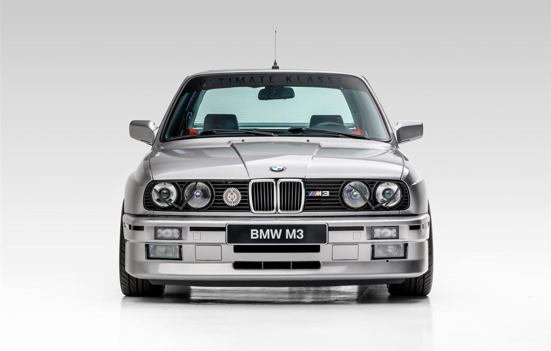 Photo wallpaper BMW, COUPE, EVO, E30