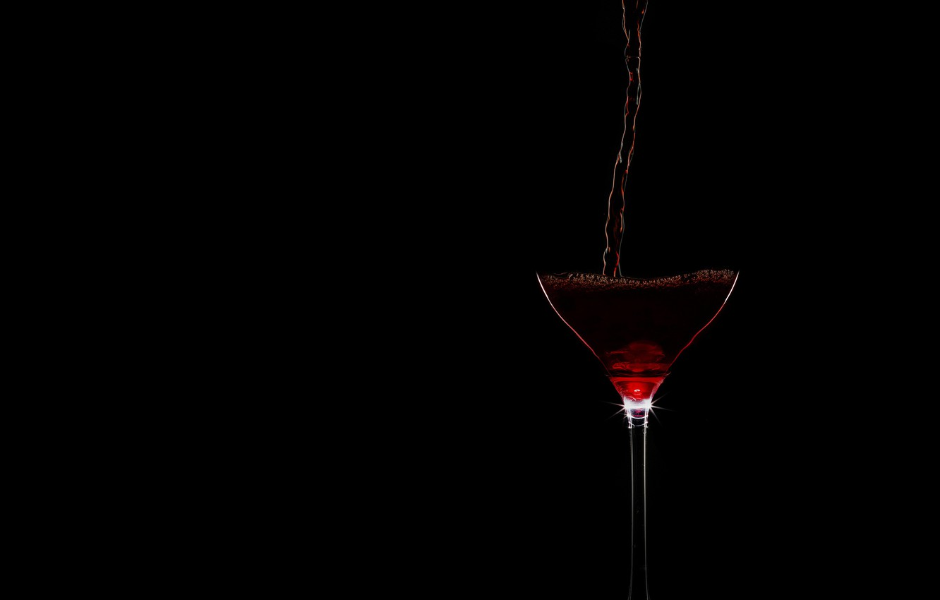 Photo wallpaper wine, glass, glass, wine, Jackson Carvalho
