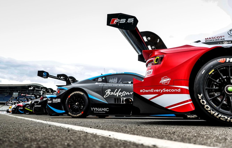 Photo wallpaper Audi, Audi, Motorsport, DTM, racing car, racing car, Hockenheim, motorsports, Hockenheim, 2019, Audi Sport Team …