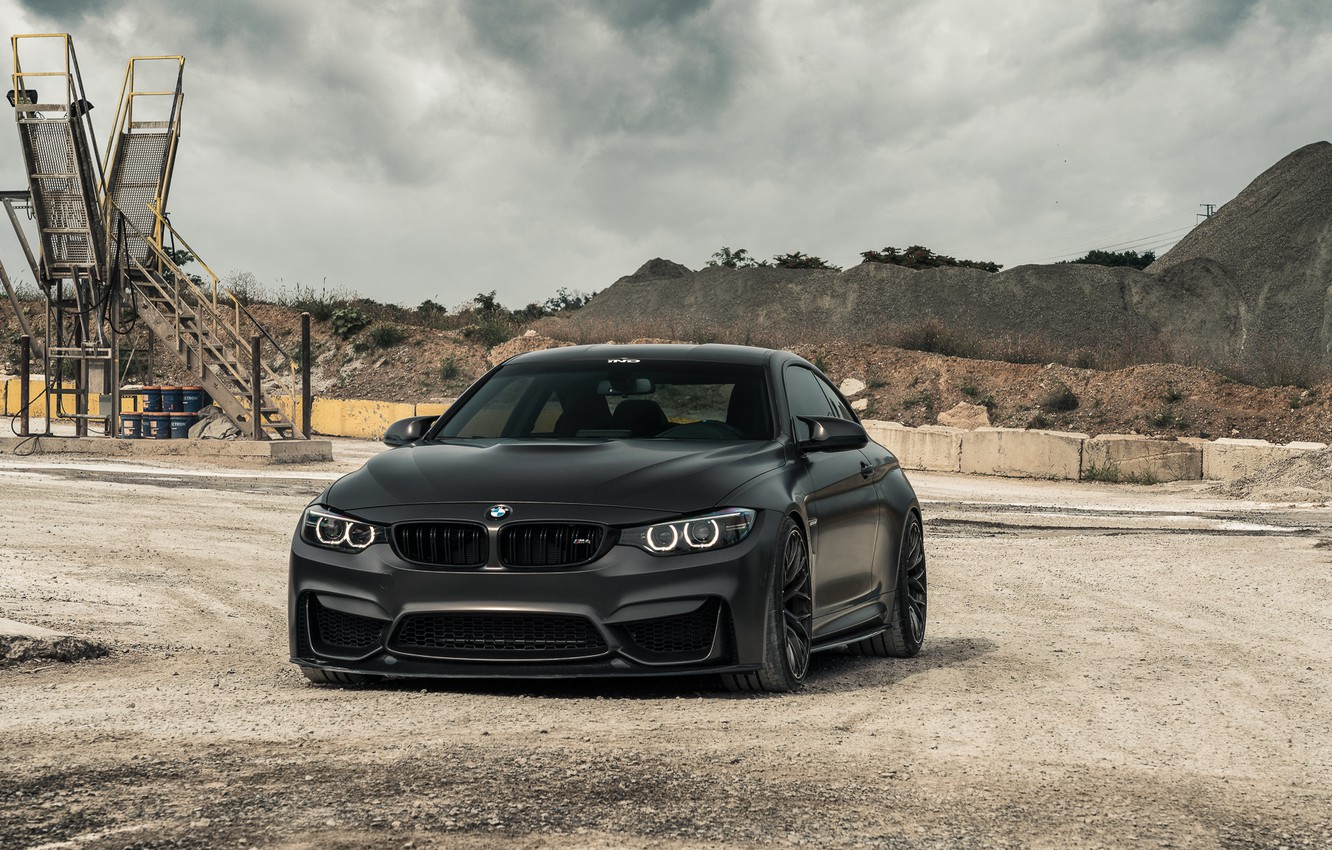 Photo wallpaper BMW, Light, Predator, F82, Sight, Graphite, LED, Aggressive