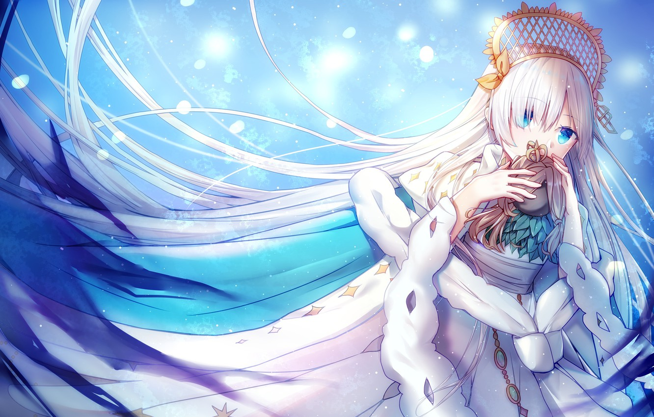 Photo wallpaper girl, Fate / Grand Order, Fate stay Night, ice (ice)
