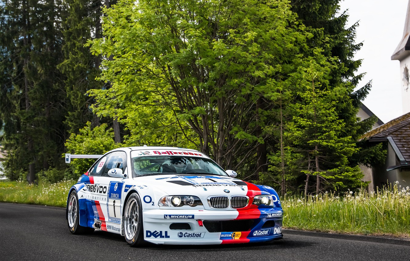Wallpaper Bmw Gtr E46 M3 Images For Desktop Section Bmw Download