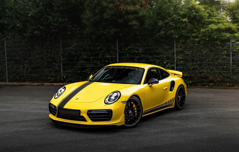 Wallpaper Yellow Coupe 911 Porsche 991 Manhart 911 Turbo S 2020 The Fence 991 2 850 L S Tr 850 Images For Desktop Section Porsche Download