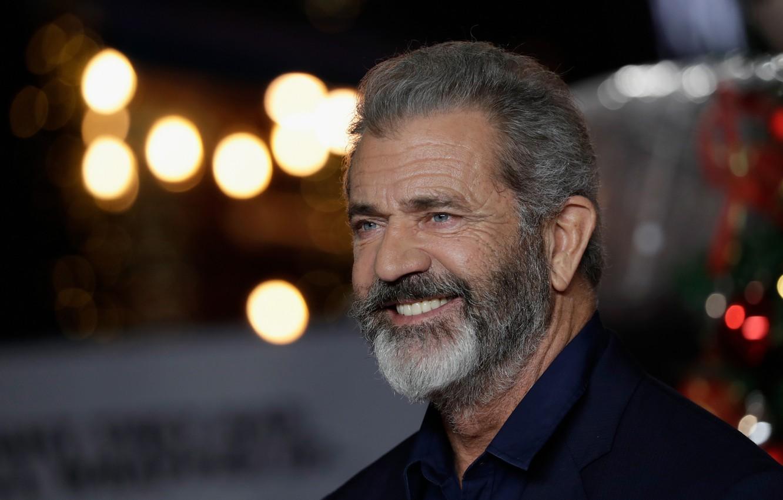 Photo wallpaper look, smile, beard, actor, Director, Mel Gibson, Mel Gibson