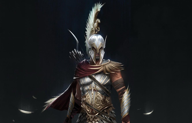 Wallpaper Game Ubisoft Assassin S Creed Odyssey Assassin S