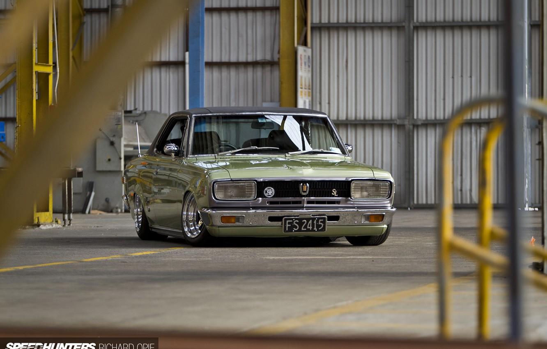 Photo wallpaper Japan, Toyota, Crown, Vehicle, MS51