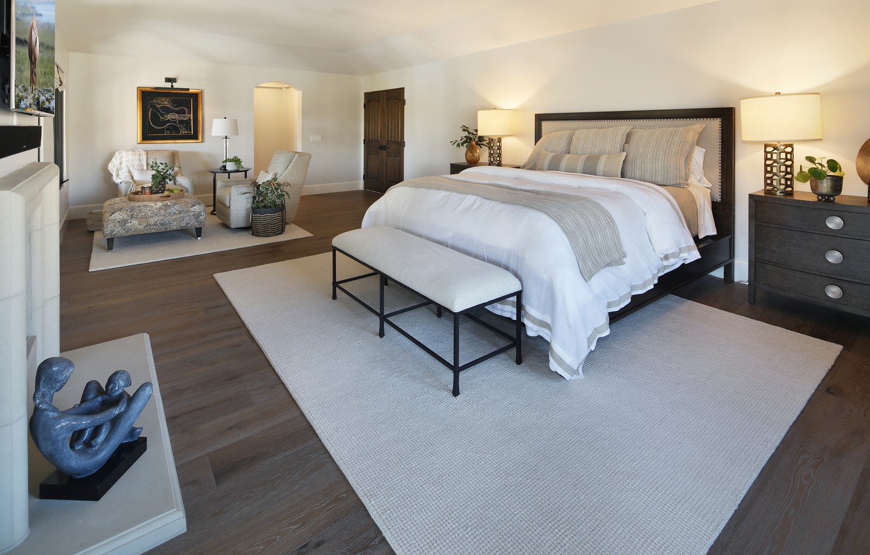 Photo wallpaper photo, Design, Lamp, Bed, Interior, Bedroom