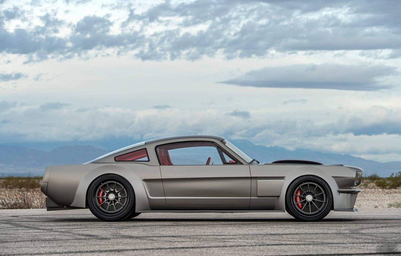 Photo wallpaper Ford Mustang, Tuning, Vehicle, Vicious By Timeless