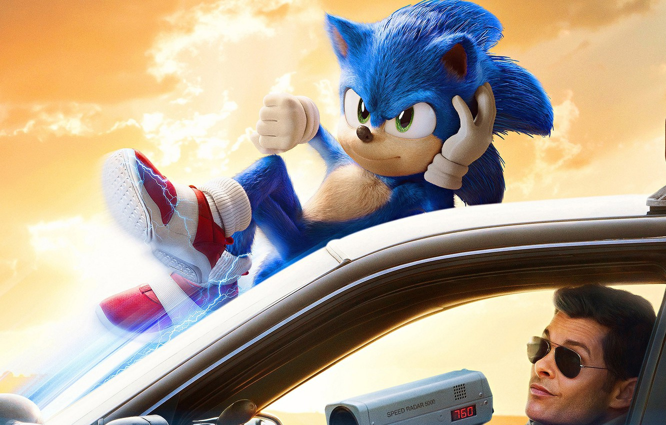 Wallpaper Machine Sonic Guy Sonic The Hedgehog Sonic Movie Images For Desktop Section Filmy Download