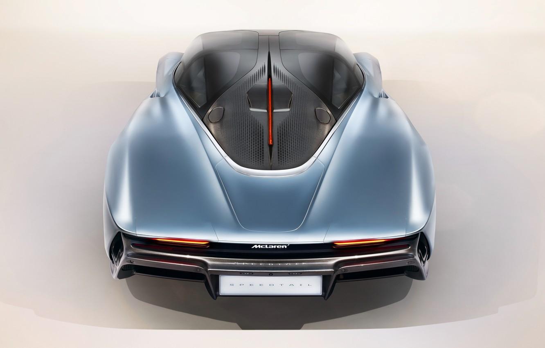 Photo wallpaper McLaren, hypercar, 2019, Speedtail
