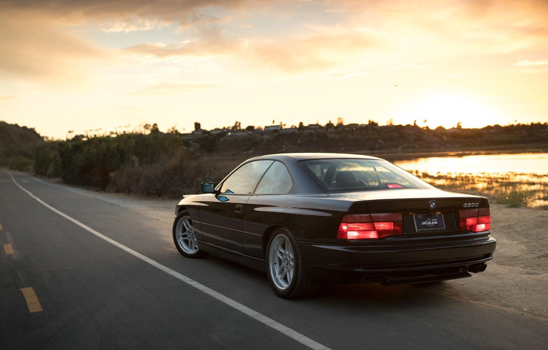Photo wallpaper BMW, E31, 850ci, 8-Series