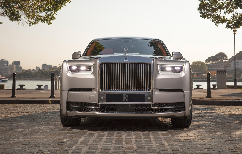 Photo wallpaper rolls royce, cars, luxury