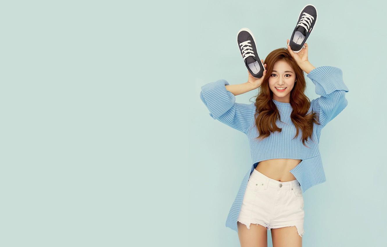 Photo wallpaper Girl, Music, Cute, Twice, Tzuyu