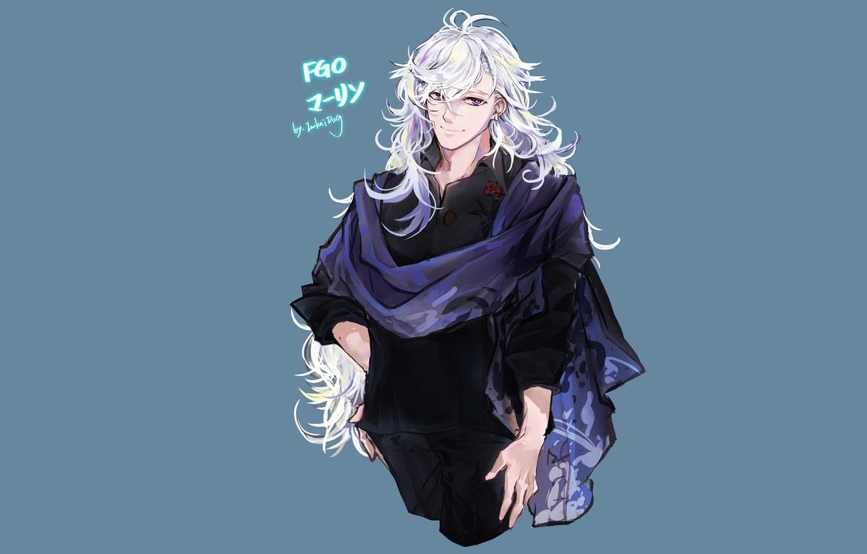 Photo wallpaper Fanart, Fate/Grand Order, Pixiv, Fanart From Pixiv, Pixiv Id 4551181, Merlin (Fate/stay night), Camelot & …
